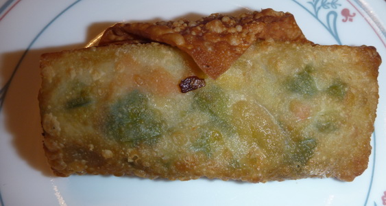 Recipe: Homemade Vegetarian Egg Rolls - Blessings Multiplied