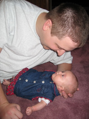 Daddy and Karliec
