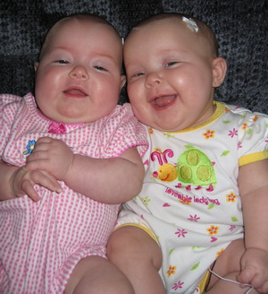 Our Giggling Girlsc