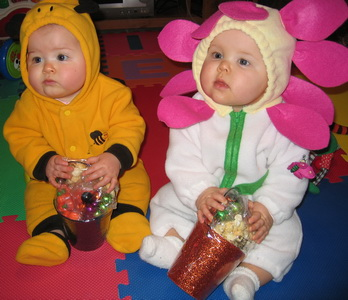 Brina and Karlie - Happy Halloweenc