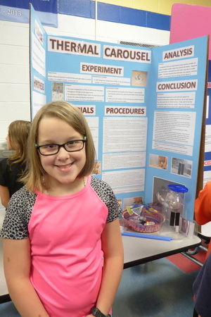 School - Science Fair Projects - Science - Brina - Karlie -P1430637c
