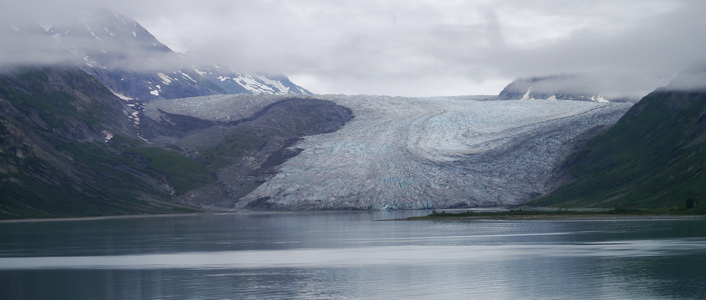 Glacier Bay National Prrk - Alaska Cruise, Family Vacation - New Holland Cruise