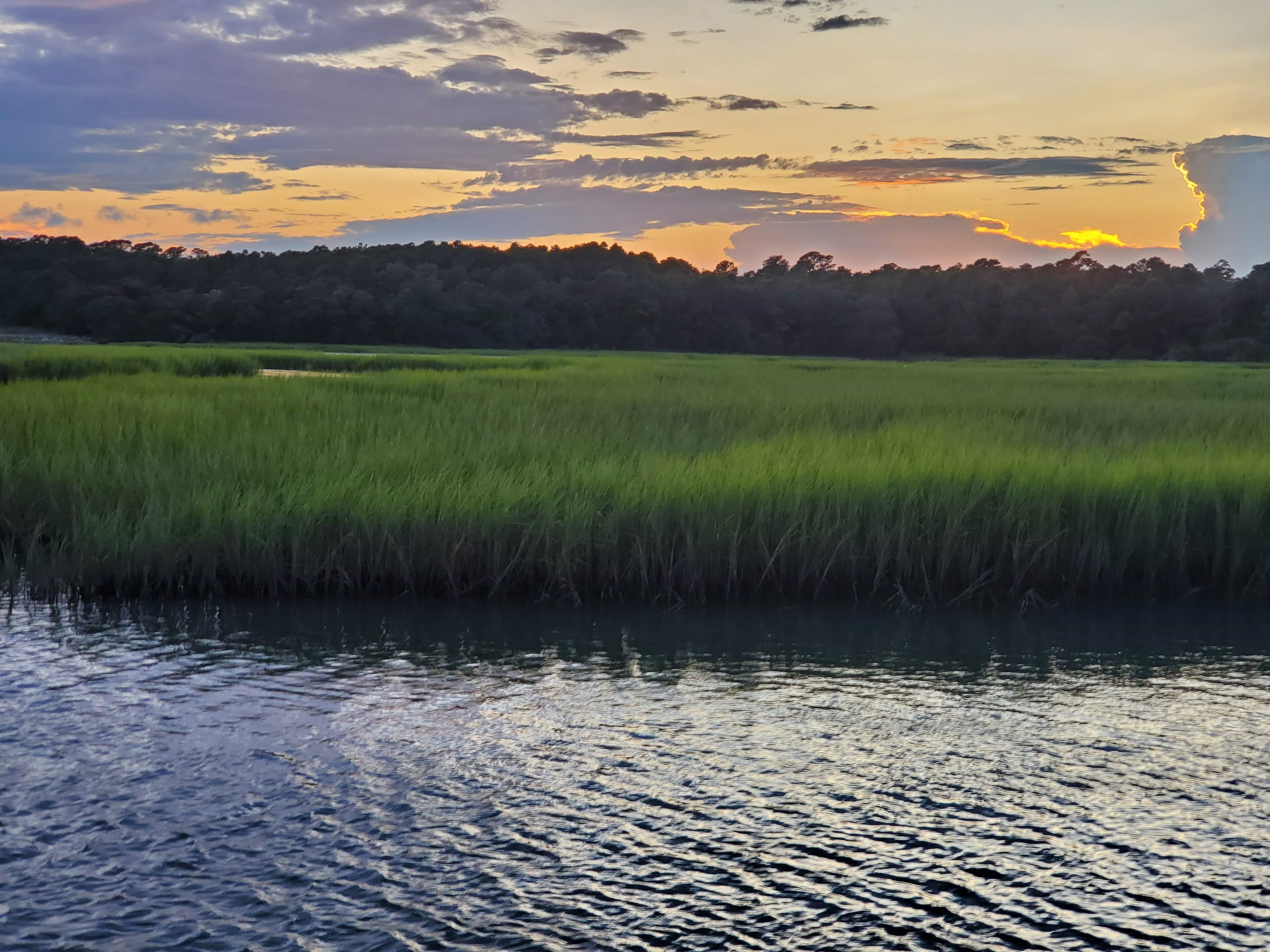 Marshes Campground At Huntington Beach Murrells Inlet Sc Blessings Multiplied